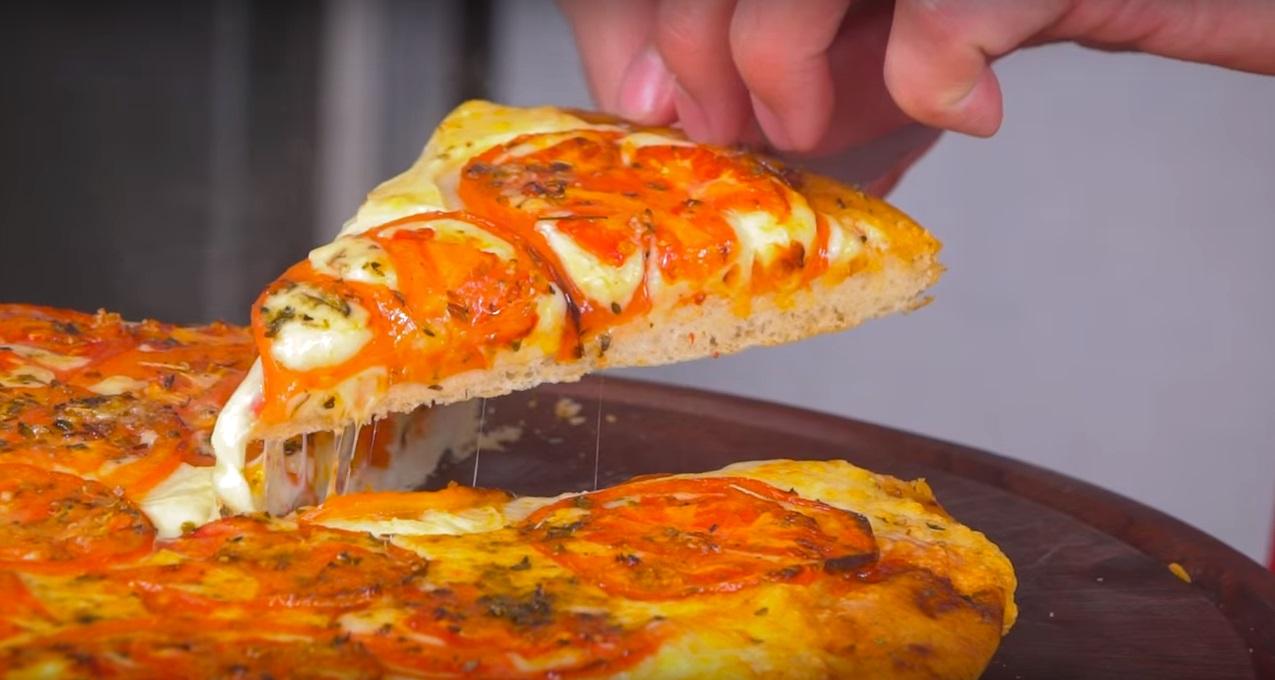 Pizza Napolitana Cucinare