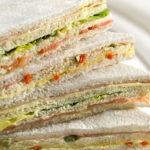 El sándwich de miga, argentino por adopción