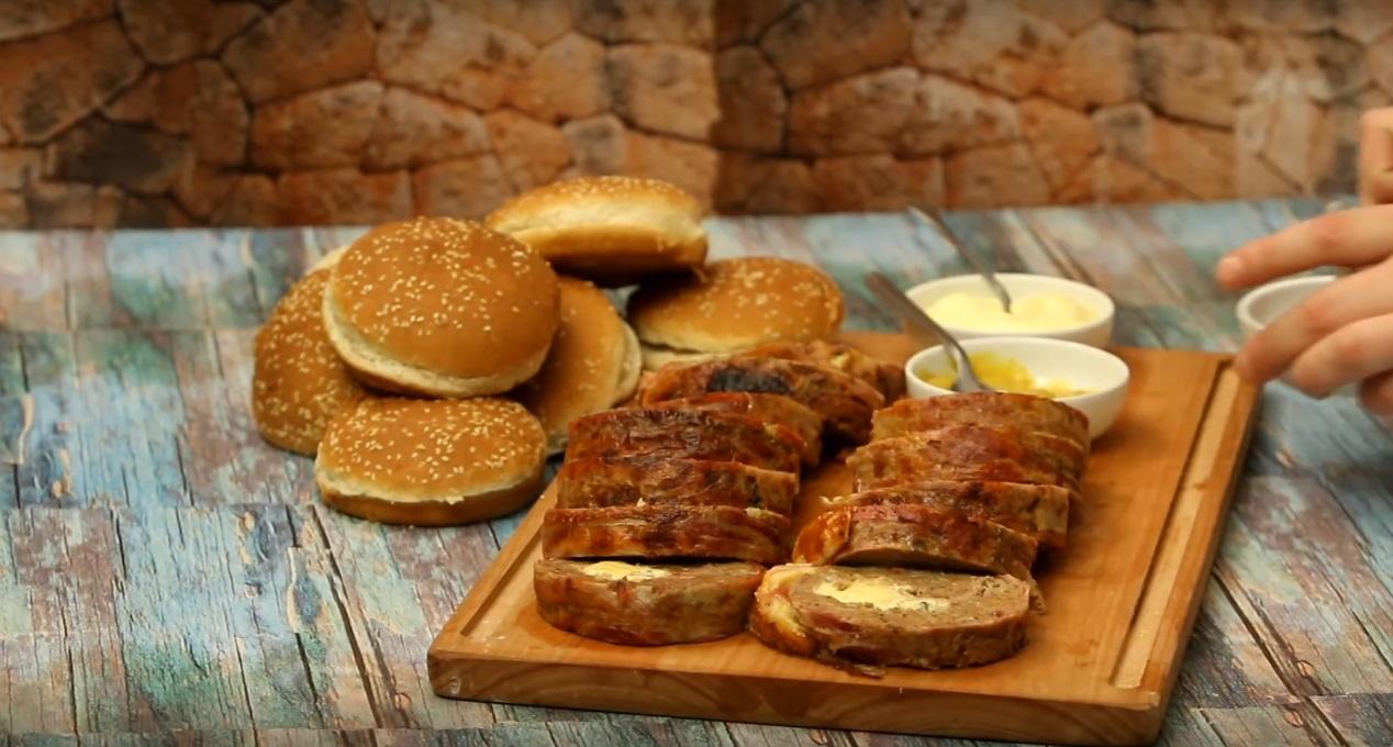 Pan de carne relleno cucinare for Cucinare carne