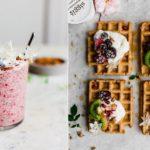 ¡Qué peligro! Bloguera vegana decora sus platos de comida en Instagram con flores venenosas