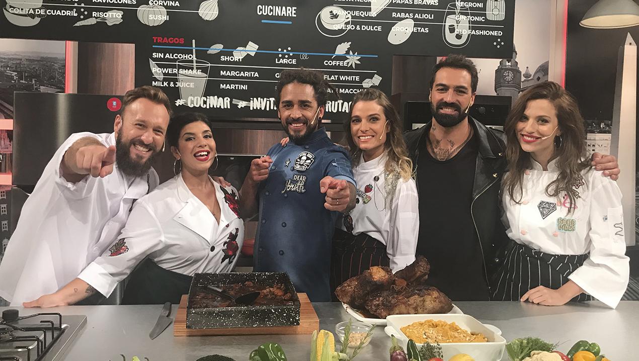 Cucinare tv staff 2018 cucinare for Cucinare 2018