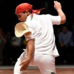 Un argentino, campeón mundial de acrobacia con masa de pizza