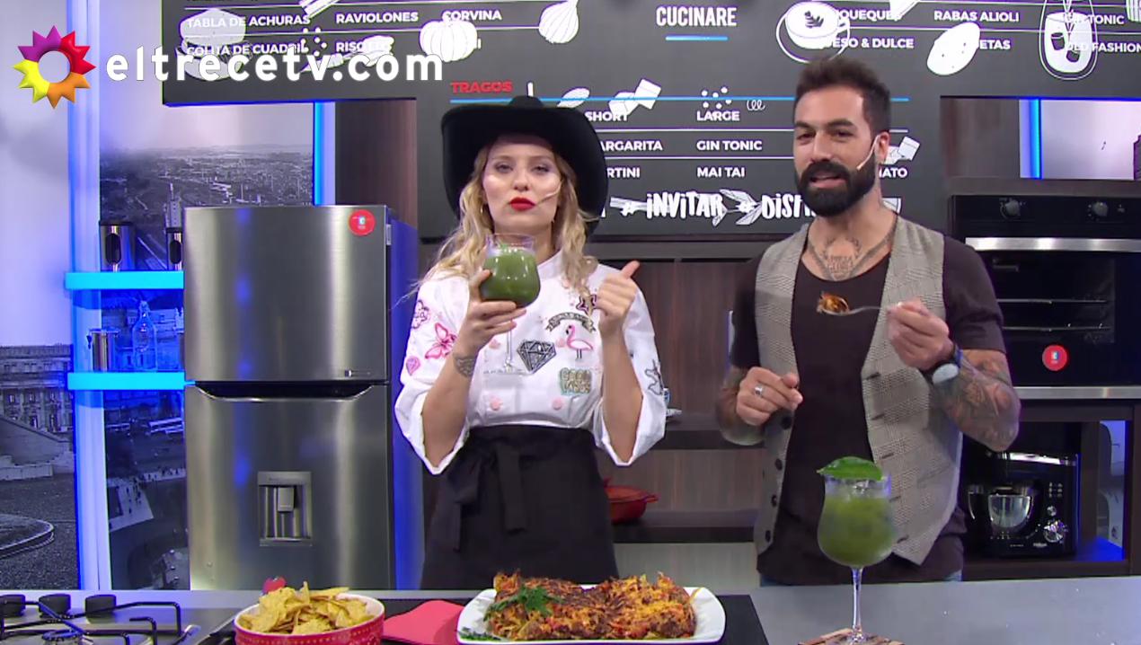 Nachos con carne y queso cheddar cucinare for Cucinare 2018