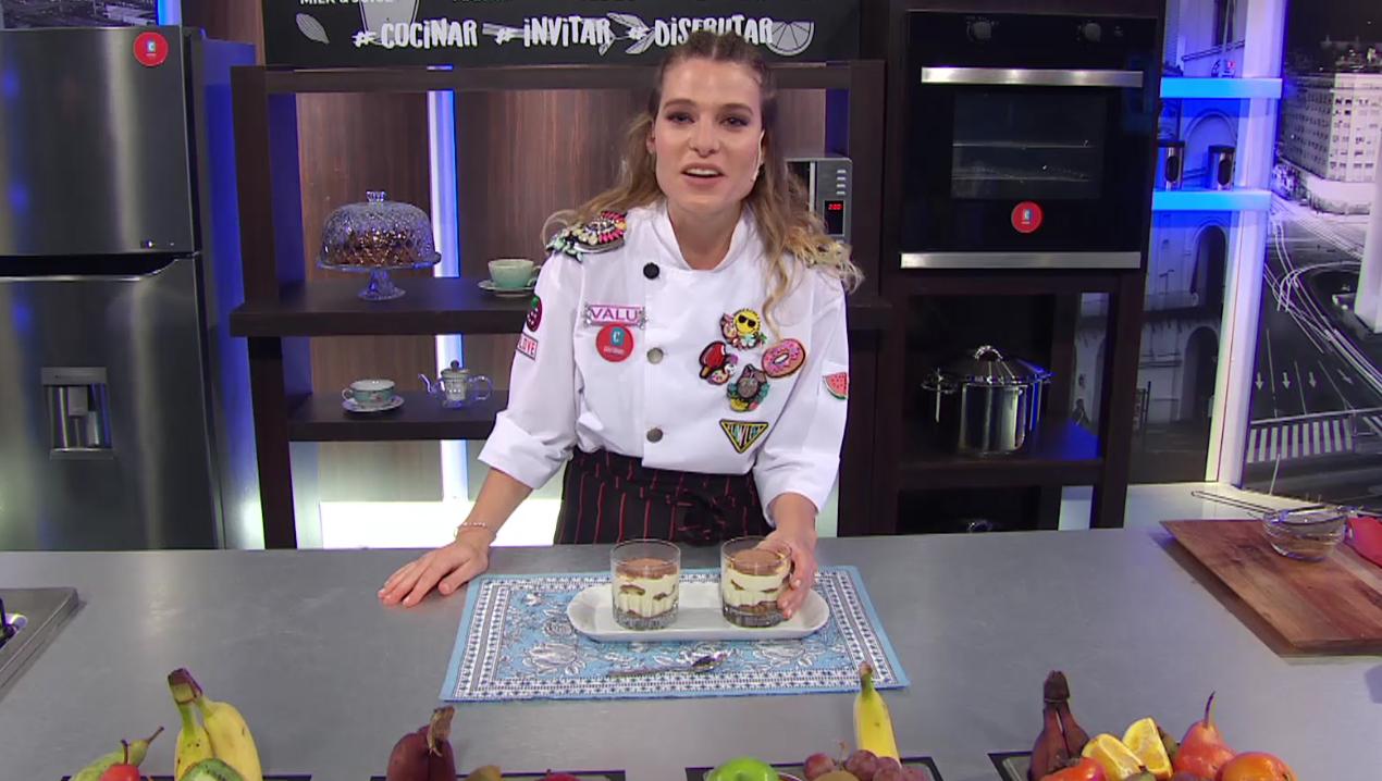 Tiramis en vasitos cucinare for Cucinare 2018