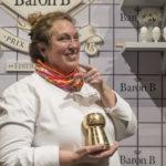 Patricia Courtois, ganadora del Prix Baron B de la Cuisine 2018
