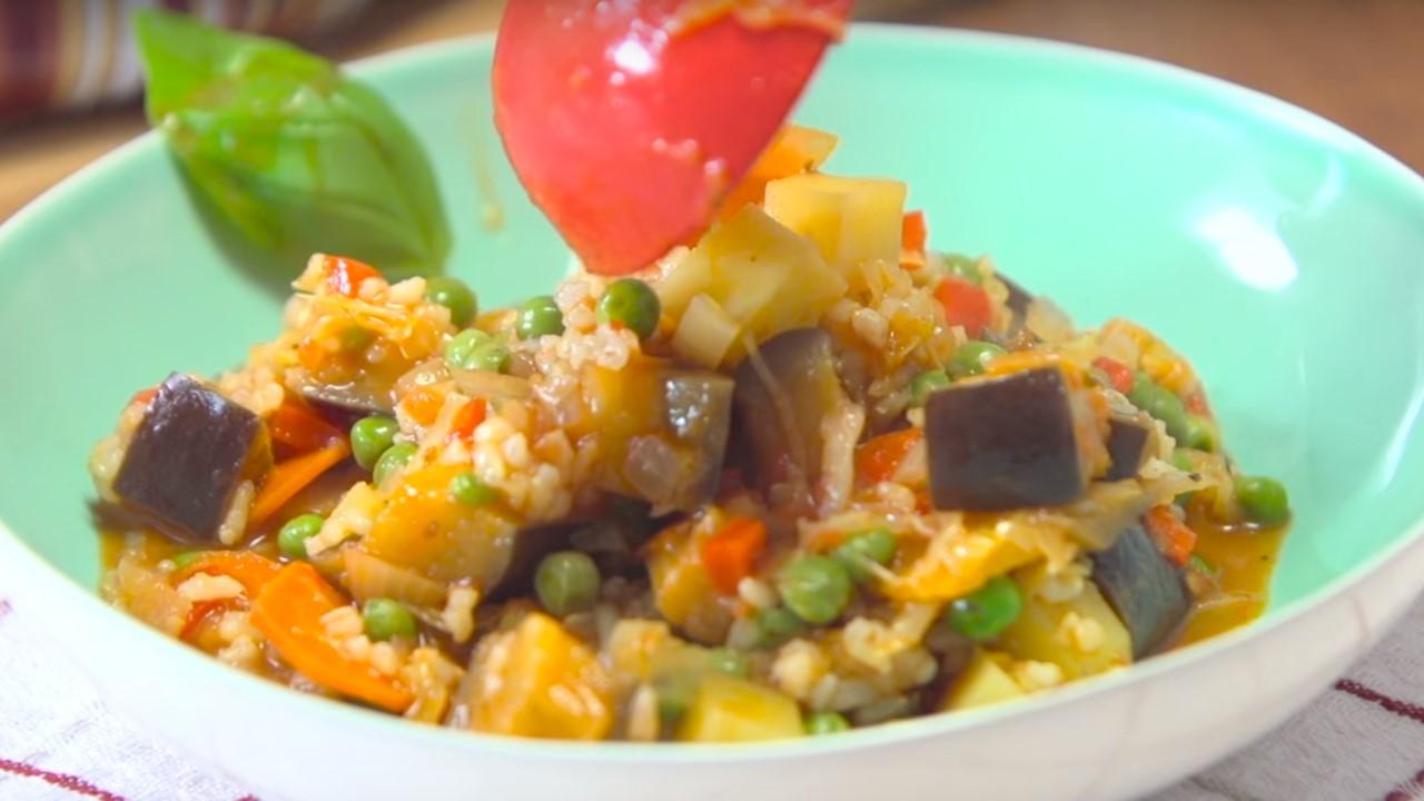 Guiso vegetariano cucinare for Cucinare vegetariano