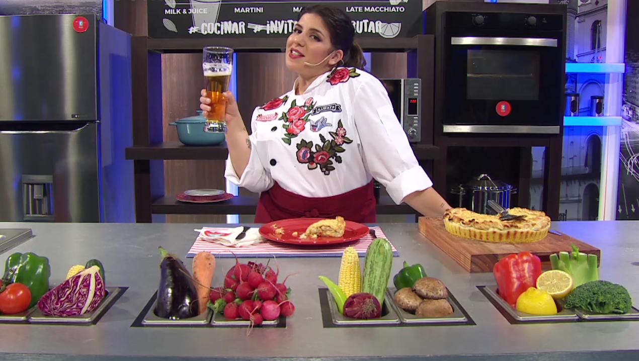 Tarta de pescado queso y verduras cucinare for Cucinare 2018