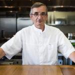 Michel Bras, el inventor del volcán de chocolate, de visita en Buenos Aires