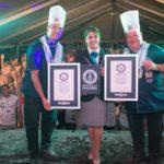 Argentina, récord Guinness de la pizza