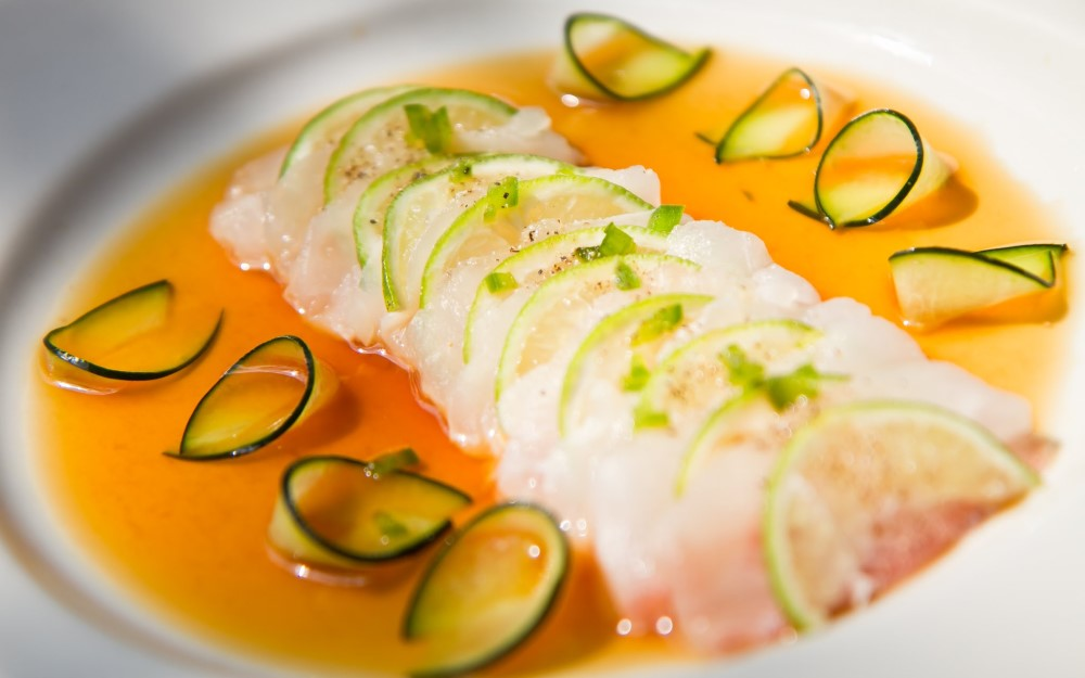 Tiradito Rey De La Cocina Nikkei Cucinare