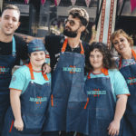 La historia del food truck comandado por cocineros con síndrome de Down
