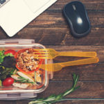 6 errores que cometés cuando te llevás comida al trabajo