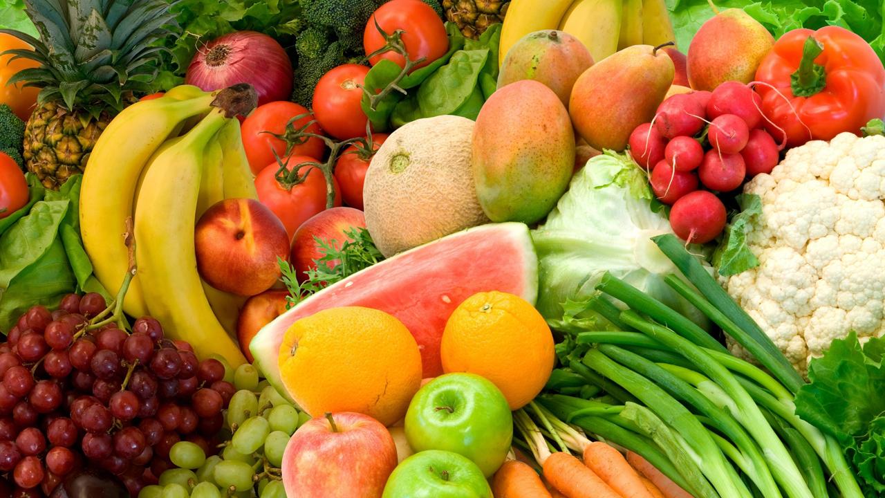 Se viene el verano frutas y verduras de estaci n cucinare for Cucinare 2018