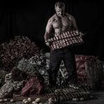 Hot y gourmet, el calendario inesperado de los mejores cocineros argentinos