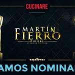 Cucinare, nominado al Martín Fierro Digital 2018