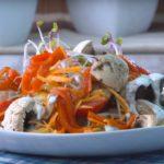 10 ensaladas bien tentadoras y coloridas para el verano