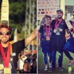 ¡Un orgullo! Lucas Escobar, de Cucinare, tercero en el mundial de asadores