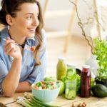 Comida saludable, pero en su justa medida