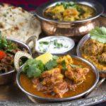 Dos comidas unen la cocina argentina con la de la India