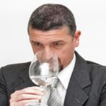 El agua también se cata como los vinos