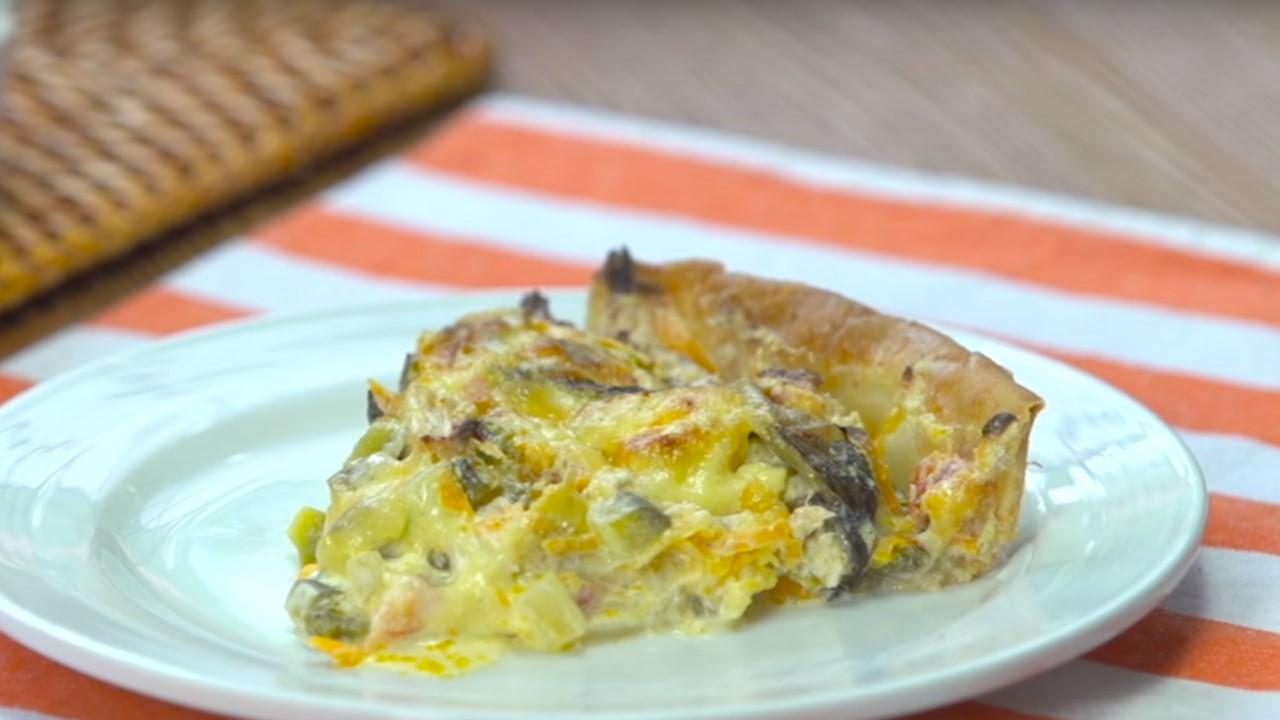 masa para tarta light receta
