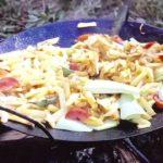 Asado al disco de arado: la argentinidad hecha cocina