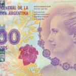Conocé el restaurant donde los billetes de $ 100 de Evita valen $ 110