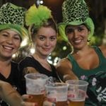 San Patricio 2019: todos los detalles de la fiesta de la cerveza