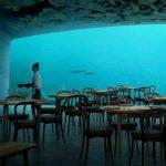 Abre el mayor restaurant submarino del mundo