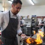 Un chef francés quiere enriquecer la cocina gala con productos argentinos