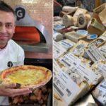 La pizza tiene un nuevo récord mundial: crearon una versión… ¡con 154 quesos distintos!