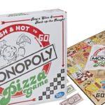 Un Monopoly en homenaje a la pizza