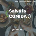 La app que te permite comprar a mitad de precio la comida que descartan los restaurantes porteños