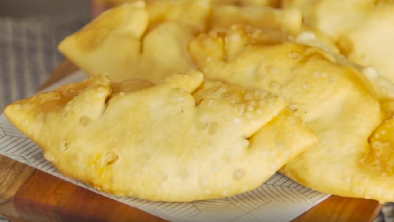 Empanadas de humita - Cucinare
