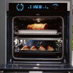 El horno que te permite cocinar dos recetas a la vez