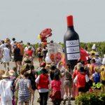 Quesos, ostras y vino: la mejor maratón del mundo