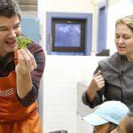 ¿Disparate o idea genial? El fundador de Uber quiere aplicar su modelo de negocios a la comida familiar