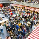 Al mercado de estación: una nueva fiesta gastronómica en la Usina del Arte