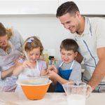 Vacaciones de invierno, el momento ideal para iniciar a los chicos en la cocina