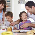 Prepará los desayunos más deliciosos con tus hijos
