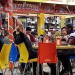 Gastronomía en la Triple frontera: así es La Feirinha, el mercado de alimentos más exótico