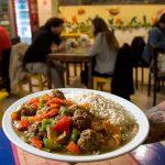 ¡Un aplauso para el verdulero! Así se come en la primera parrilla vegana de la Argentina