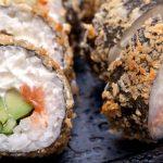 Insólito: el roll de sushi que terminó incendiando 7 restaurants en Estados Unidos