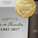 El vino argentino que ganó uno de los principales concursos mundiales