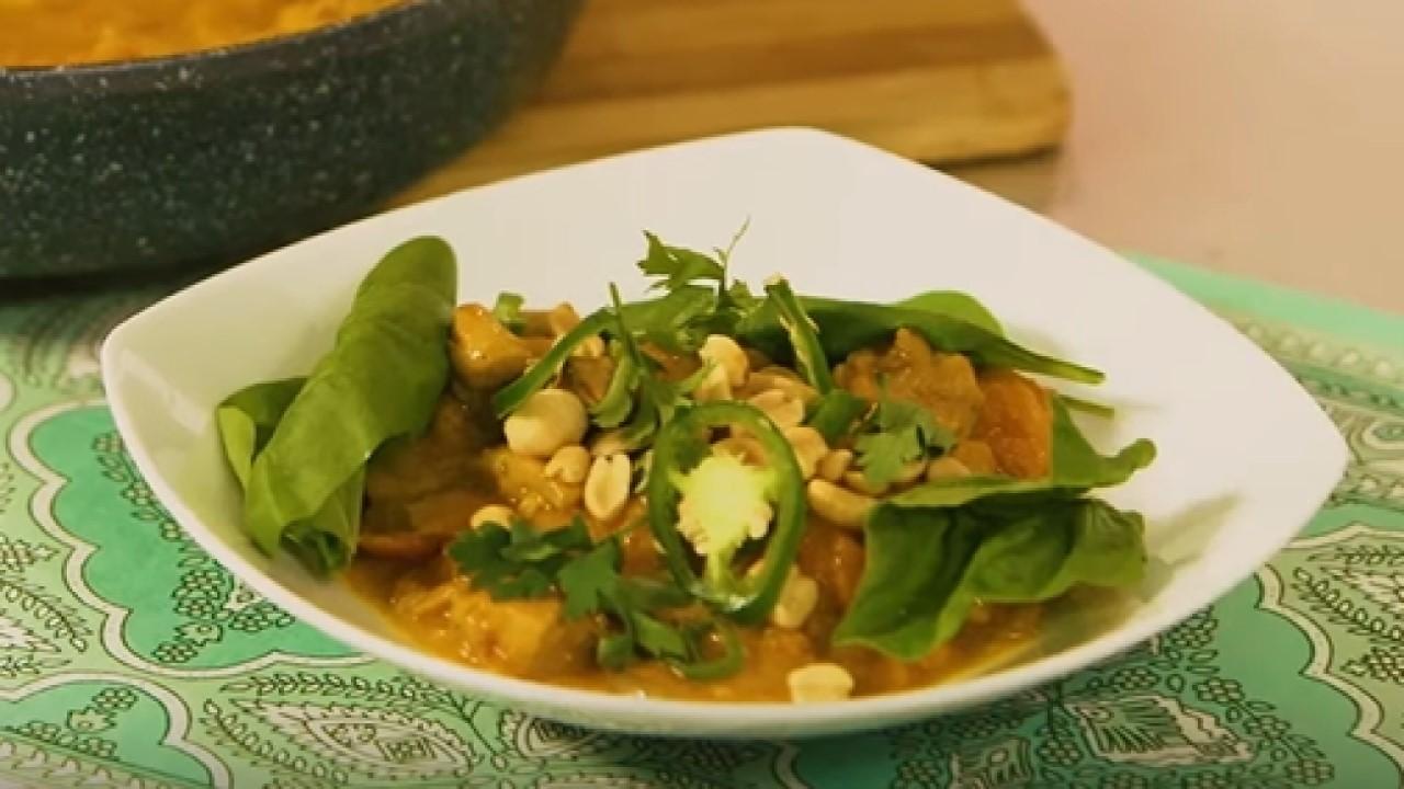 Curry de pollo y calabaza cucinare for Cucinare jalapenos