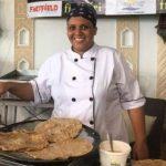 Maratón gastronómica: la cocinera que batió el récord mundial elaborando recetas