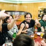 La noche de las pizzerías, un programa solo para fanáticos