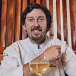 Santiago Blondel, cocinero de oro, otra de las atracciones de Masticar 2019