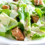 Cómo y dónde nació la famosa ensalada Caesar's