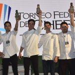 Estos son los ganadores del Torneo Federal de Chefs 2019